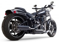 TBR H-D ソフテイル ブラックアウトシリーズ ブラック